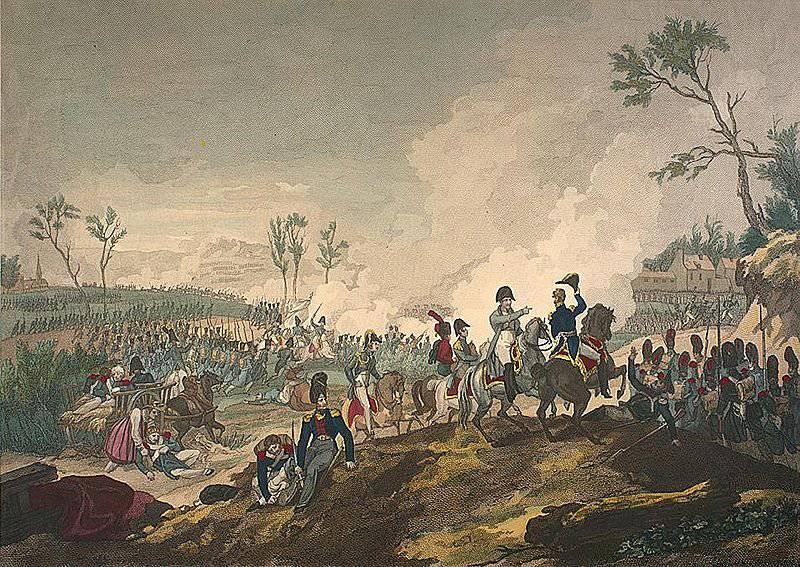 拿破仑的六日战争:Chateau-Thierry之战