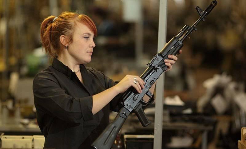 Kalashnikov passou pelo Vietnã