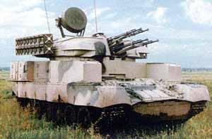 Ucrania creará un complejo de misiles y artillería antiaéreos para la India
