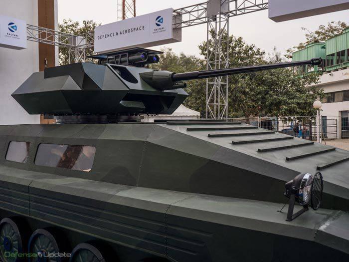 Yeni Hint BMP-2 Modernizasyon Projesi