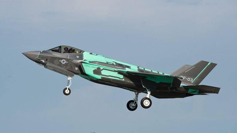 "China como ""cabildero"" del programa F-35 en la APR"