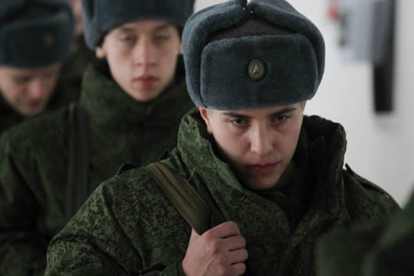В солдаты без казармы