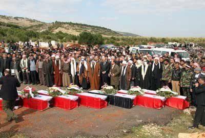 Masacre en el pueblo sirio de Ma'an