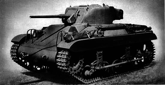 Tank M551 Sheridan. Yaratılışın tarihi