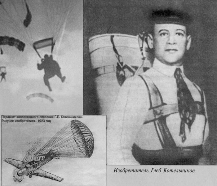 L'histoire d'un inventeur. Gleb Kotelnikov