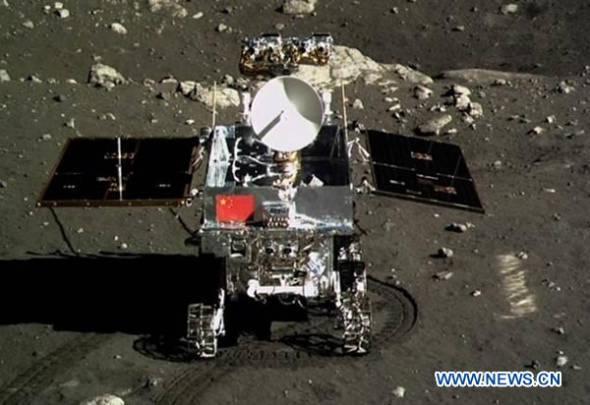 """चीन ने आधिकारिक रूप से चांदवॉकर """"युयटू"""" के नुकसान की घोषणा की"""