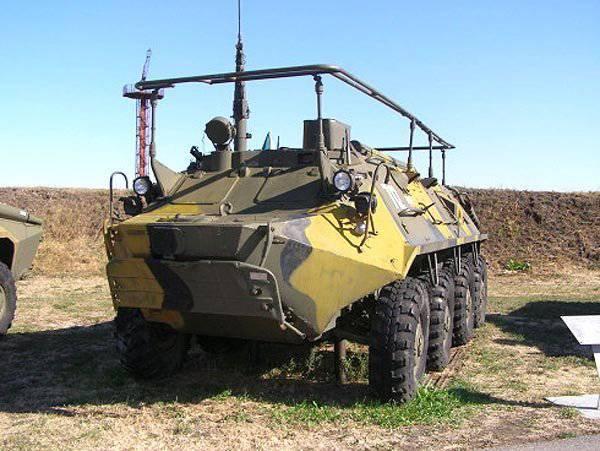 La pratica fa aggiustamenti. KShM usa nelle battaglie in Cecenia