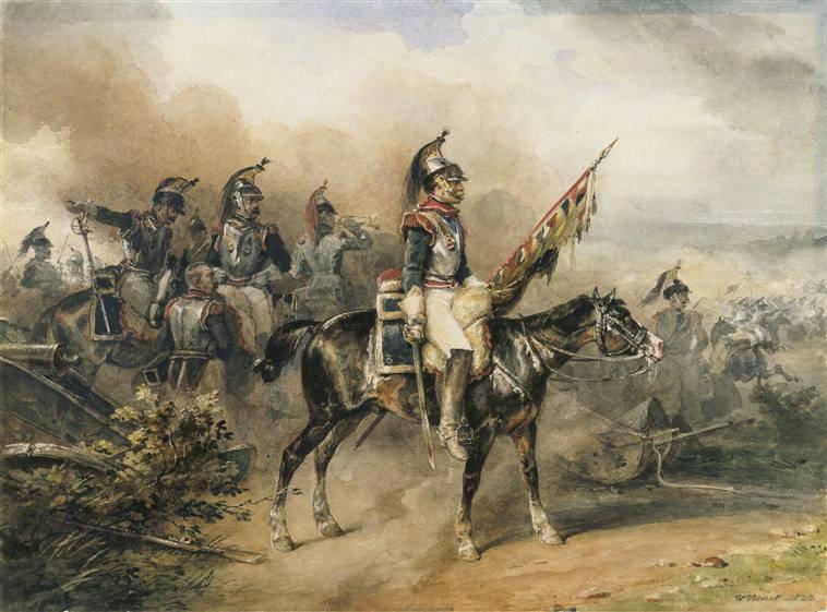 Guerre des Six Jours de Napoléon: La bataille de Voshan