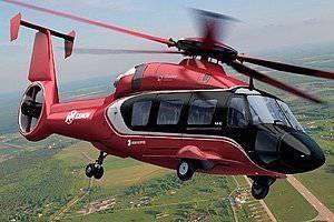 RT-Chemcomposite ha testato con successo un triplex unico per il nuovo elicottero civile KA-62
