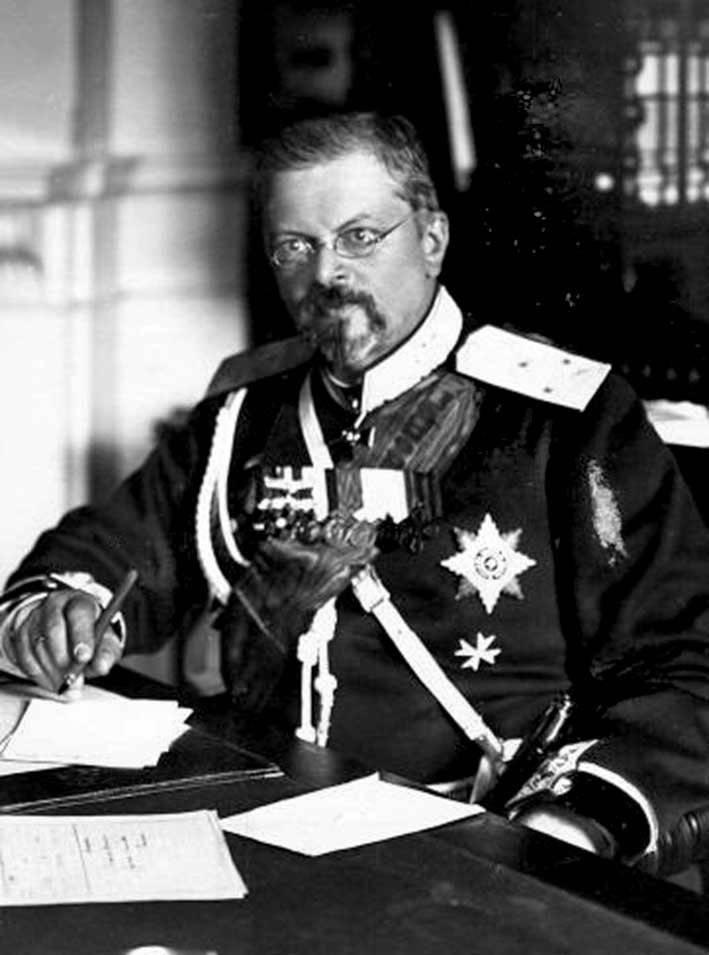 Rus askeri reformcusu Piyade Generali A.F. Rediger