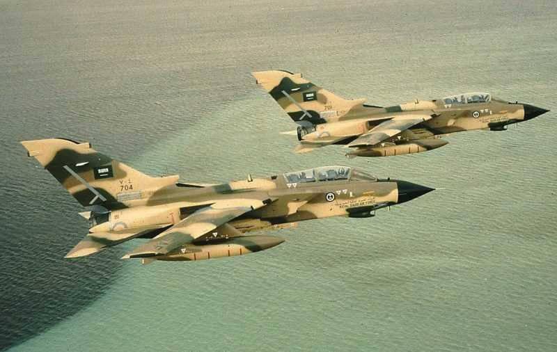 L'Arabia Saudita si sta preparando per una grande guerra
