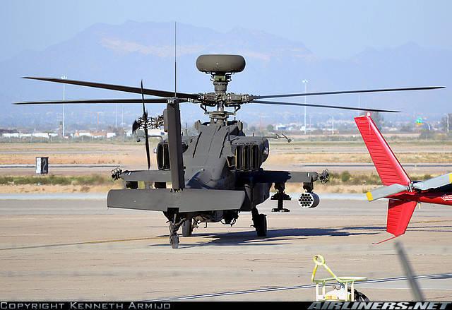 米国国防総省は、AN-64およびOH-58ヘリコプターの将来を計画しています