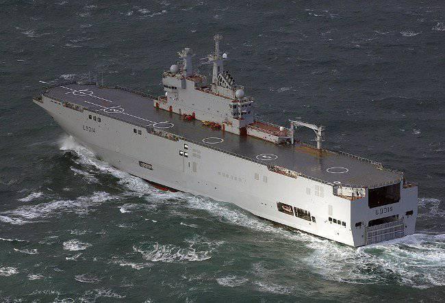 Авианесущие корабли в делах и планах ОСК