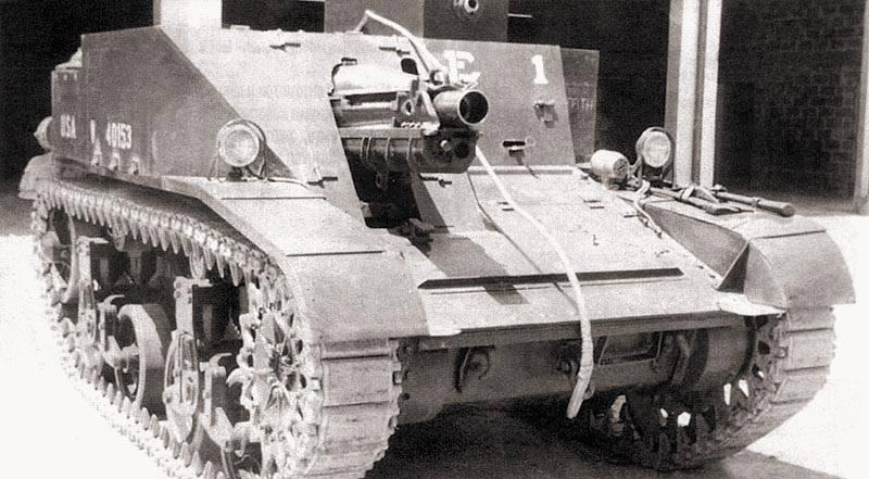 """SAU T3榴弹炮摩托车:美国第一款""""经典""""自行火炮"""