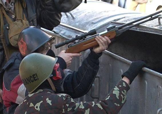 キエフはヨーロッパのテロリズムとロシアの対応の首都になりました