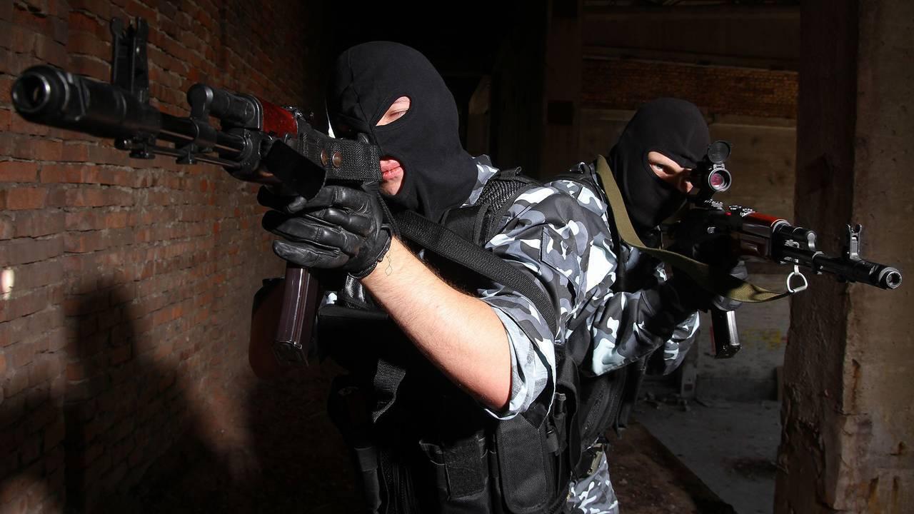 Гражданская война в украине на