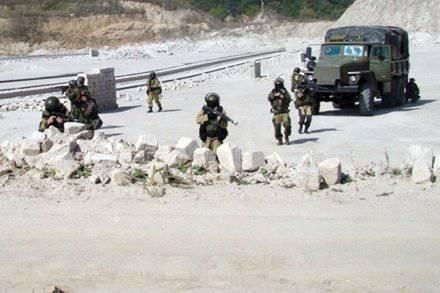 Fuerzas especiales de montaña