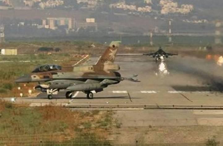 Les combattants israéliens ont travaillé sur la défense aérienne chypriote