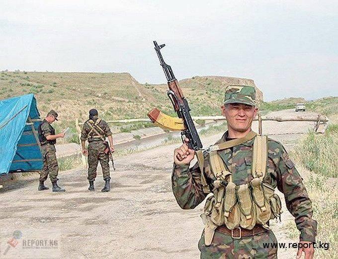 Kirgisistan in Russland: Tadschiken einholen und überholen