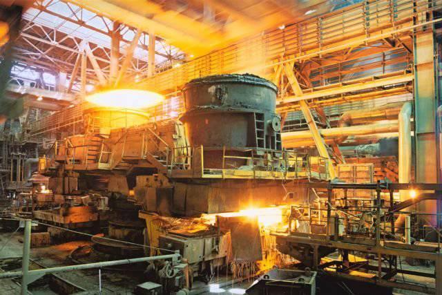 Как дела у российской промышленности?