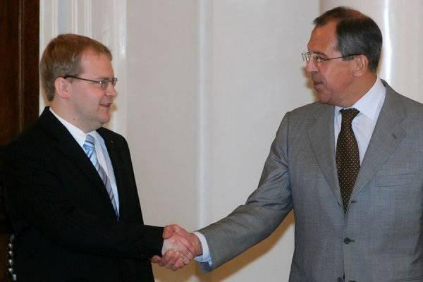 Divertissement national estonien: signez le traité frontalier avec la Russie et faites ce que vous voulez