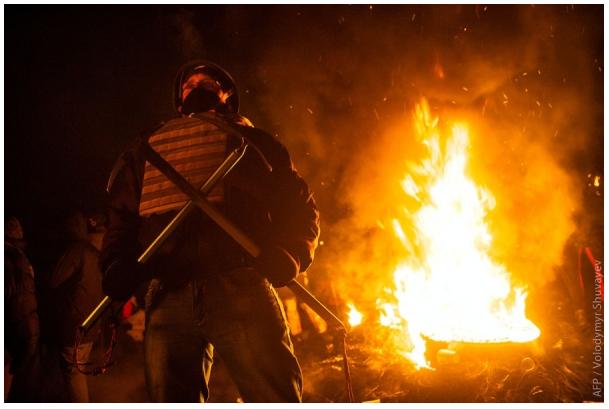 Украина: точка невозврата пройдена