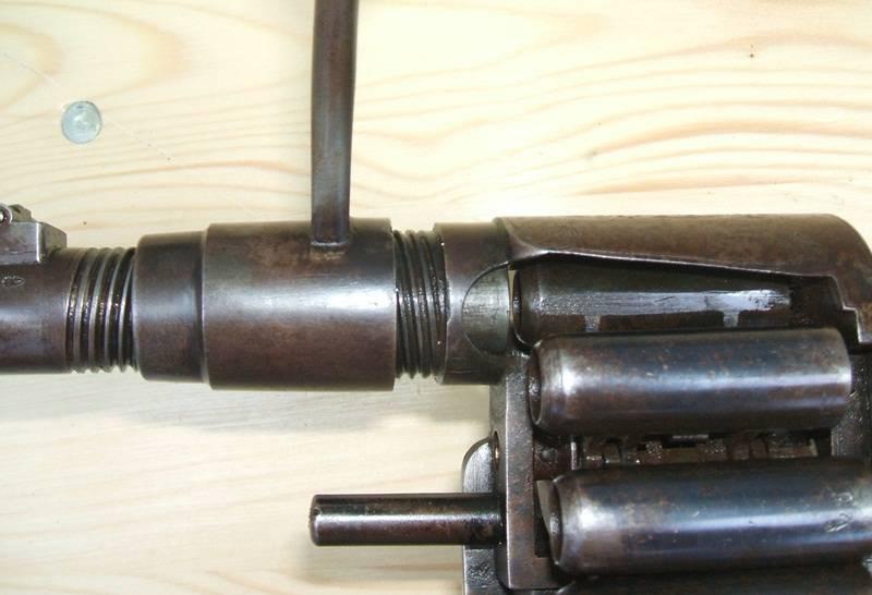 «Цепное ружье» Treeby Chain Gun (Великобритания)