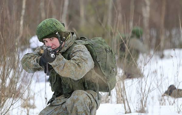Les scouts testent de nouveaux équipements de guerrier