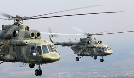 아프가니스탄의 러시아 헬리콥터 : 카르자이의 기쁨과 오바마의 선망