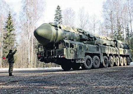 रूस, स्टार्ट संधि से पीछे हटने का कोई मतलब नहीं है