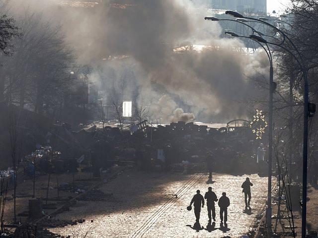 Les radicaux refusent de quitter le Maidan et exigent des récompenses d'État