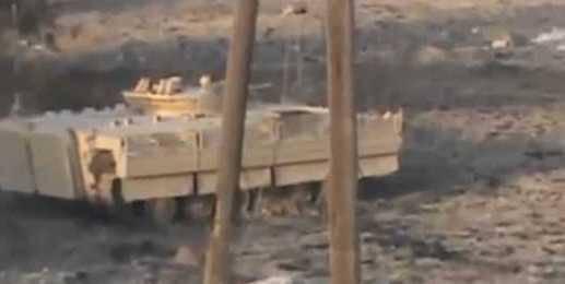 Sovyet yapımı BMP, araba tamir atölyelerinde bile yükseltilebilir