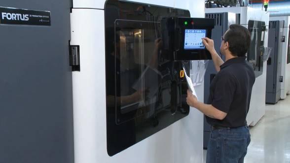 Shvabe führt den 3D-Drucker in die Produktion ein