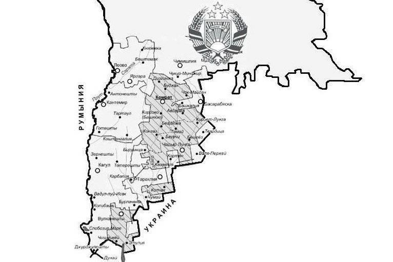 Молдавия по пути в ЕС рискует потерять свои регионы
