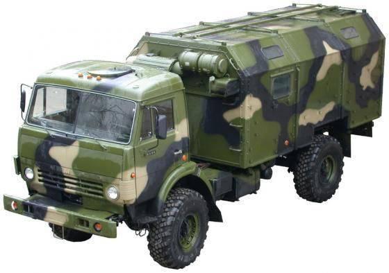 Die Streitkräfte der Russischen Föderation werden mit Navigations- und geodätischen Komplexen aufgefüllt