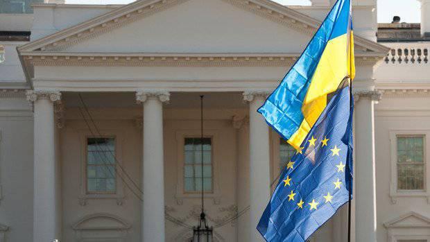 """우크라이나에 대한 미국의 계획에서 우크라이나 (스페인, """"Publico.es"""")"""