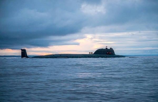 El submarino de cuarta generación será probado en el Ártico.