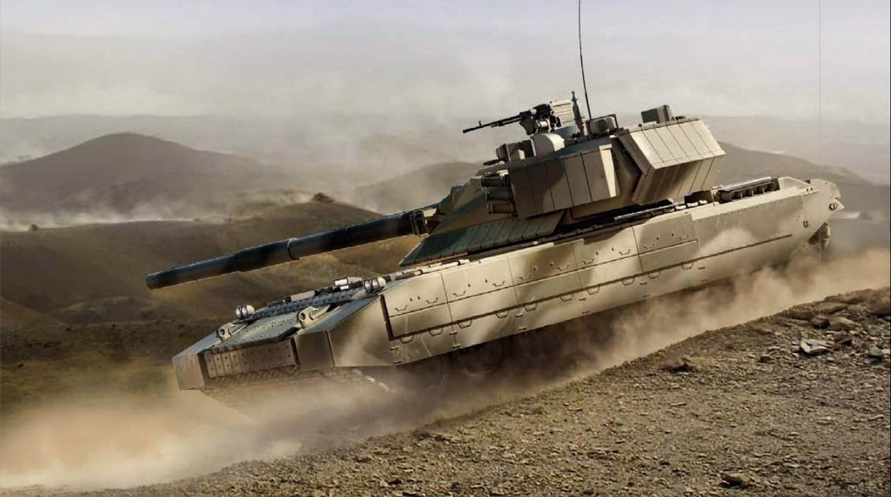 Новые танки армата появятся в