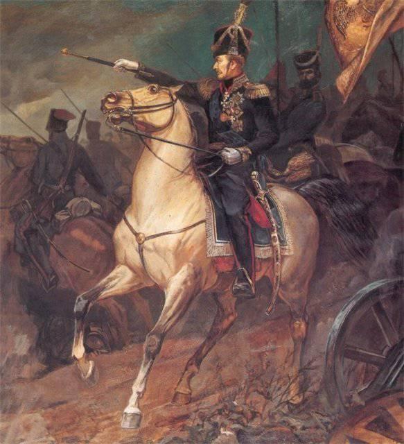 Подвиг молодого Платова   (Битва на реке Калалах  третьего апреля 1774 года)