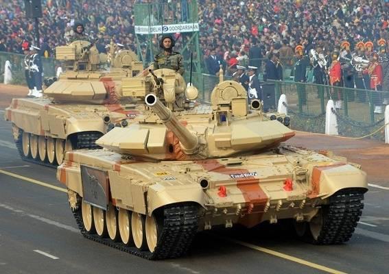 ロシアのT-90戦車でインドで別のスキャンダルが発生