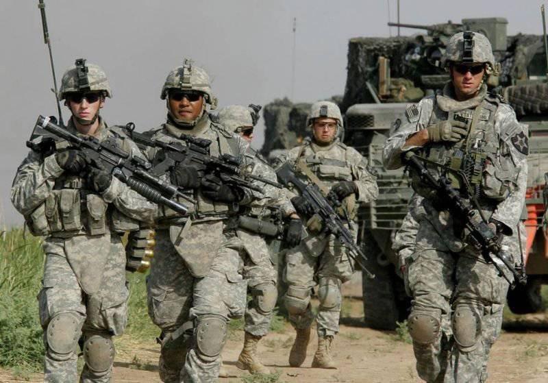 El ejército de los Estados Unidos está esperando una reducción a gran escala.