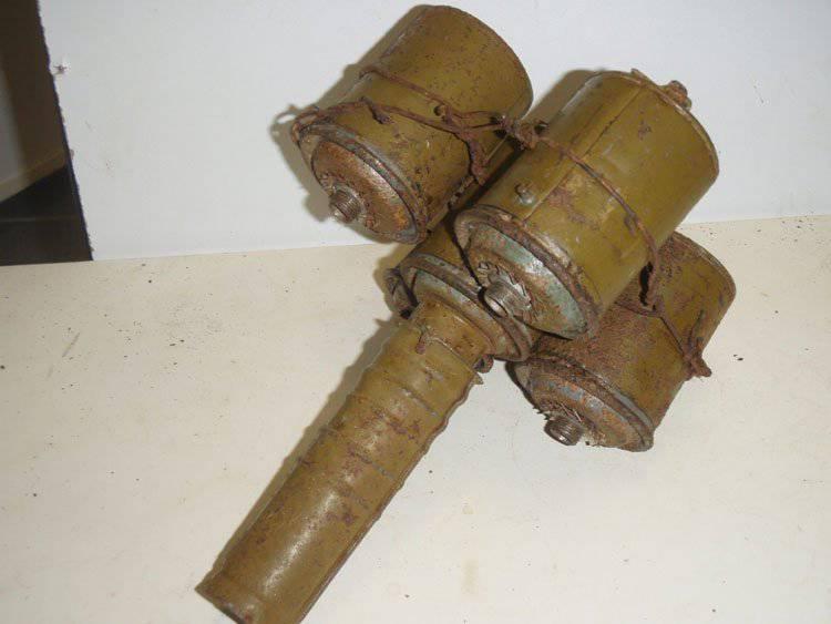 Протитанкову гранату часів Другої світової війни знайшли в одному з дворів Києва, - ДСНС - Цензор.НЕТ 5496