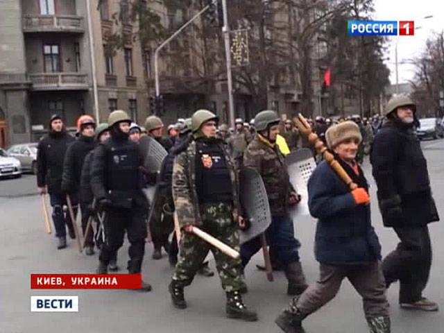 乌克兰革命者首先要求俄罗斯提供资金