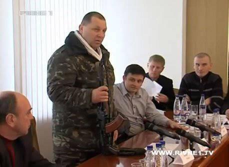 Ucrania en la ideología de Dmitry Yarosh es incompatible con la industria atómica y espacial.