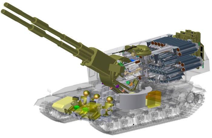 """슈퍼 곡사포 """"Coalition-SV"""": 오늘 """"Armata""""를 기준으로 내일 T-90 섀시에서"""