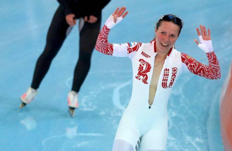 Олимпийская победа России