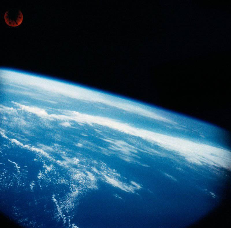 Primeiro voo espacial americano
