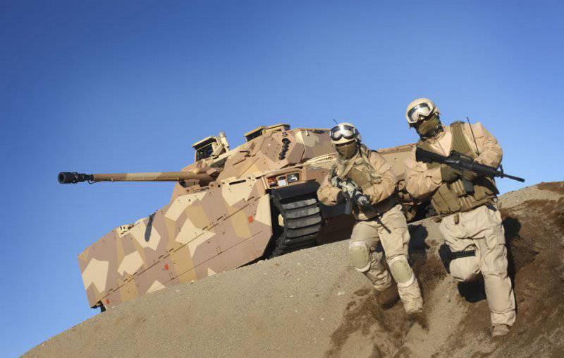 BAE поставляет норвежской армии первую модернизированную CV9030