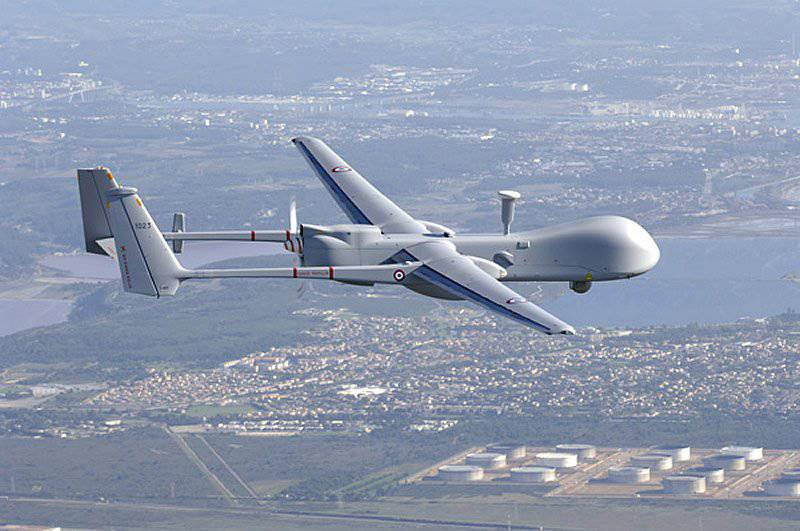 American drones in Central Asia