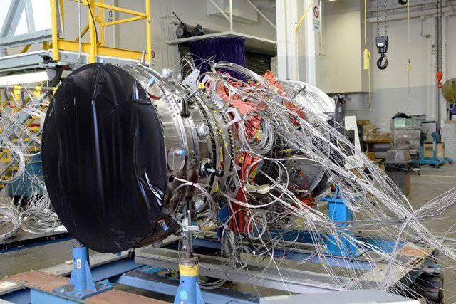 पेंटागन का मानना है कि यह 6 पीढ़ी के लड़ाकू के लिए एक अनुकूली इंजन बनाने के महत्व को समझता है